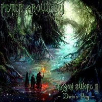 Peter Crowley Fantasy Dream-Dragon Sword III - Deria's Ring