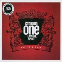 Gotthard-One Team One Spirit (2CD)