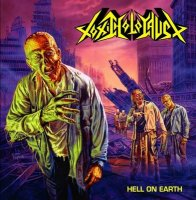 Toxic Holocaust-Hell On Earth