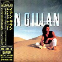 Ian Gillan-Naked Thunder (Japanese Edition)