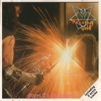 Running Wild — Gates To Purgatory (Two different editions) (1984)  Lossless