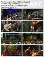 Quiet Riot-Live M3 Rock Festival (HD 720p)