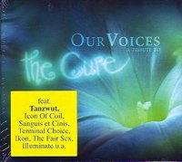 Various Artists-Our Voices - A Tribute To Cure (CD - 1)