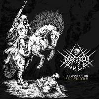 Doomsday Cult - Destruction Algorithm (2017)