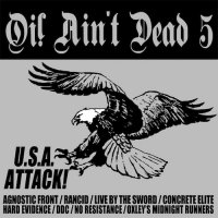 VA-Oi! Ain't Dead Vol. 5 - USA Attack!