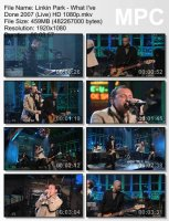 Linkin Park-What I\\\'ve Done (Live) HD 1080p