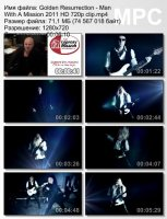 Golden Resurrection-Man With A Mission HD 720p