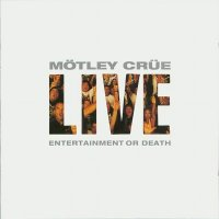 Motley Crue-Live: Entertainment or Death (Live) [2CD]