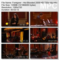 Foreigner-Hot Blooded (Live) (HD 720p)