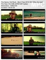 Kid Rock-Born Free HD 720p