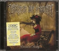 Cradle of Filth-Evermore Darkly (US edition CD+DVD)