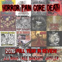 VA-HORROR PAIN GORE DEATH PRODUCTIONS