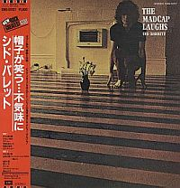 Syd Barrett-The Madcap Laugh  [Japan Remastered]