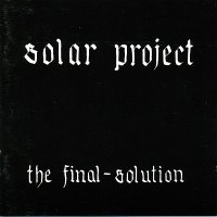 Solar Project-The Final - Solution