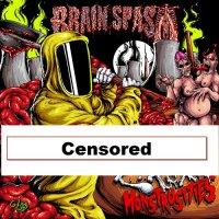 Brain Spasm-Toxic Monstrosities