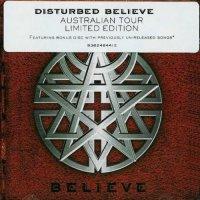 Disturbed-Believe [Australian Tour Limited Edition]