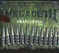 Megadeth-Warchest (Box Set 4CD)