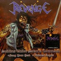 Revenge — Soldiers Under Satan\'s Command (2014)