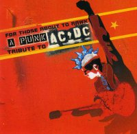 Various Artists-For Those About To Rawk - A Punk Tribute To AC/DC