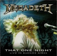 Megadeth-That One Night : Live In Buenos Aires (2CD)