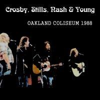 Crosby, Stills, Nash & Young — Oakland Coliseum (1988)