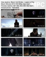 Black Veil Brides-Legion Of The Black (Movie) HD 808p
