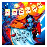 Magnum-On The 13th Day (Limited 2CD Ed.)