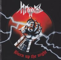 Kryptos — Burn Up the Night (2016)  Lossless