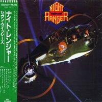 Night Ranger-7 Wishes (Japanese Ed.)