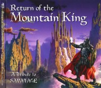 Various Artists-Return Of The Mountain King: A Tribute To Savatage