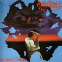 Sepultura-Schizophrenia (Re-Issue 1997)