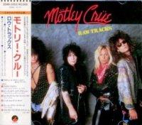 Motley Crue-Raw Tracks [EP, Japan Press]