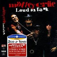 Motley Crue-Loud As F@*k