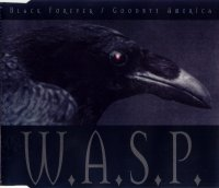 W.A.S.P.-Black Forever CD Single ver 2