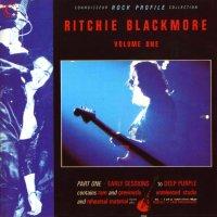 Ritchie Blackmore-Rock Profile Volume One