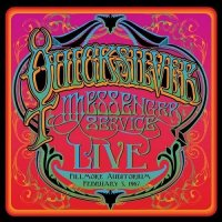 Quicksilver Messenger Service-Fillmore Auditorium (Live)