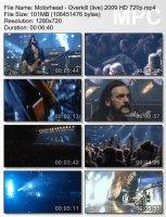 Motorhead-Overkill (Live) HD 720p