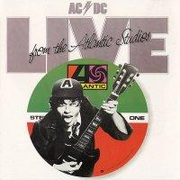 AC/DC-Live From Atlantic Studios