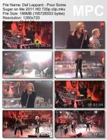 Def Leppard-Pour Some Sugar On Me (HD 720p)