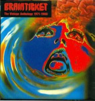 Brainticket-The Vintage Anthology 1971-1980 4 CD