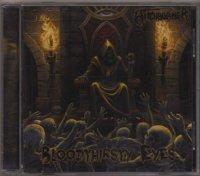 Witchburner — Bloodthirsty Eyes (Japan Ed.) (2013)