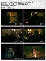 Клип Disturbed — Stupify (2000)