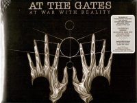 At The Gates-At War With Reality (Ltd Ed. Artbook)