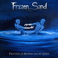 Frozen Sand-Fractals: A Shadow out of Lights