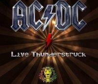 AC/DC-Live Thunderstruck