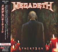 Megadeth-Th1rt3en (Japan)