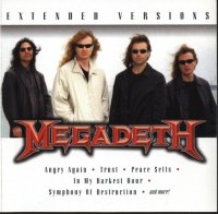 Megadeth-Extended Versions