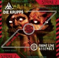 Front Line Assembly & Die Krupps-The Remix Wars Strike 2 (Split)