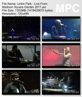 Linkin Park-Live From Madison Square Garden (DVDRip)