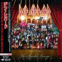 Def Leppard-Songs From The Sparkle Lounge (Japanese Ed.)